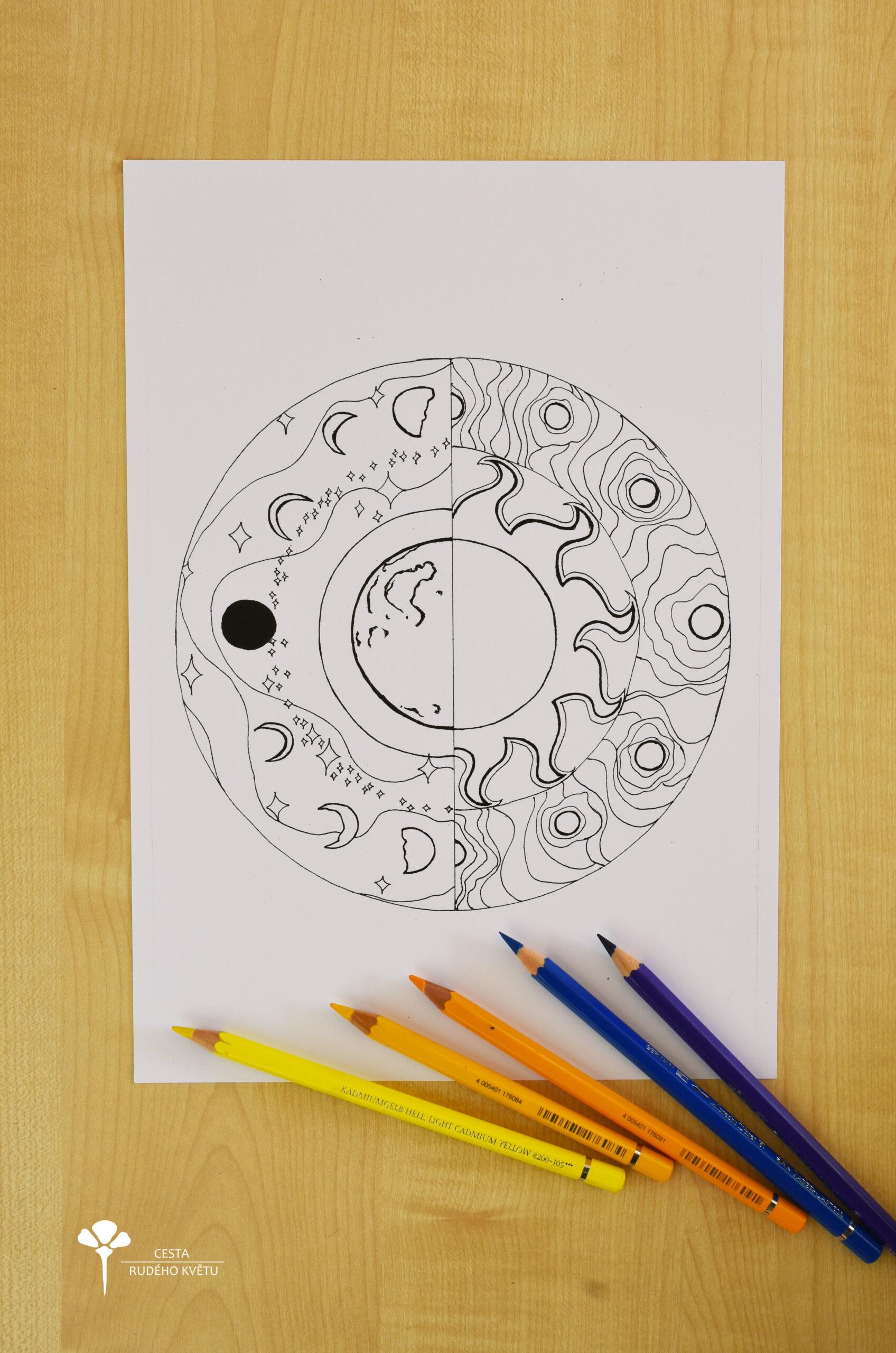 Slunce/ Měsíc